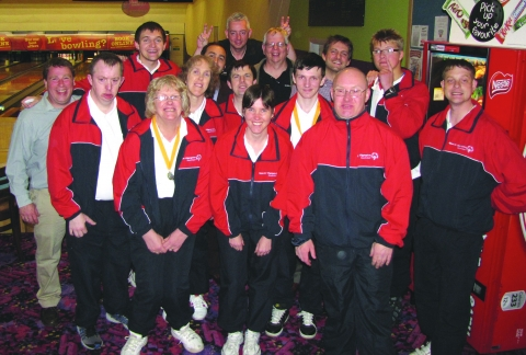 Surrey Special Olympics Bowling Tournament
