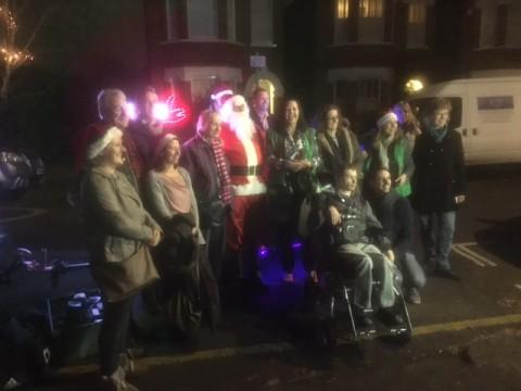 Carol Wagon 2016 – Santa's Charity Mission