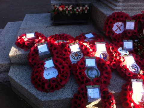 Kingston Remembrance Service 2019